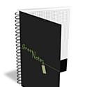 Green Notes diffuse un cahier écologique financé par les annonceurs