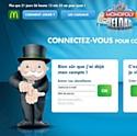Monopoly revient chez McDonald's