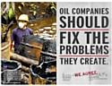 États-Unis : la campagne Chevron détournée par les Yes Men