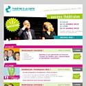 Théâtre à la Carte collabore avec EmailStratégie pour ses campagnes d'e-mailing