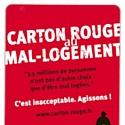 Éric Cantona en campagne pour l'Abbé Pierre