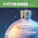 Metro sort son guide de Noël