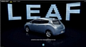 Nissan et DNA/Digitas lancent la Leaf en 3D