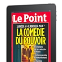 Le Point disponible sur iPad