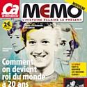 Memo, nouveau magazine de Prisma Presse