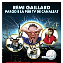Ubi Bene et Rémi Gaillard parodient les supers rennes de Canalsat
