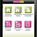 Immonot.com sort son appli iPhone