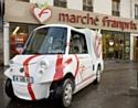 Franprix livre ses clients en mode électrique