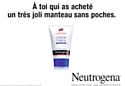 Neutrogena interpelle le quidam