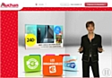Auchan lance sa web TV