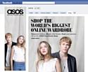 La griffe anglaise Asos exploite le paiement sur Facebook