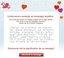 L'Association Valentin Haüy parle d'amour en braille