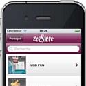 Zoestore.fr lance son appli de m-commerce