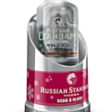 La vodka Russian Standard s'implante en France avec Enjoy Design