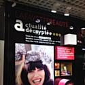 Les espaces beauté des Galeries Lafayette relookés par Interbrand