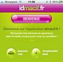 Nouvelle appli iPhone idmacif.fr