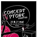 Un magasin éphémère pour Spartoo