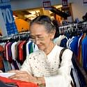 Le secteur textile-habillement en recul en France