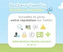 Docteur Tweety mesure l'e-réputation sur Twitter