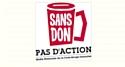 """""""Sans don, pas d'action!"""", par la Croix-Rouge française et 6:AM"""