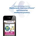 Smartphones: la course aux applis chez Carrefour
