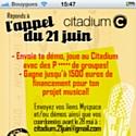 Citadium lance un concours de musique
