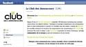 Le Club des Annonceurs crée ses pages Facebook et Twitter