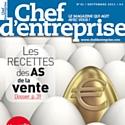 Chef d'Entreprise Magazine toilette sa nouvelle formule