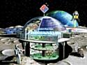 Domino's Pizza Japon ouvre un resto sur la Lune