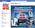 Signal fête ses 50 ans sur Facebook