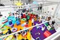 Les jardins d'enfants de Pampers