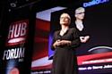 Mercedes Erra en ouverture du Hub Forum 2011