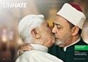 Benetton retire le cliché du pape embrassant un iman
