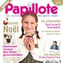 Papillote Le magazine de cuisine pour les enfants sort en kiosque