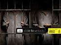 Amnesty International sort deux fonds d'écran interactifs