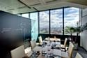 Bouygues France telecom – Tour Séquana 23ème étage (étage salon direction)- Issy-les- Moulineaux, « Le panoramique se raconte » Juillet 2011