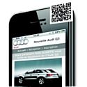Audi Aliantis mise sur le mobile