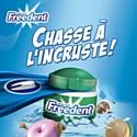 Freedent organise une grande opération 'Chasse à l'incruste'