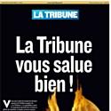 'La Tribune' passe en hebdomadaire
