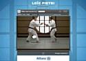 Allianz lance un jeu dédié au judo sur YouTube