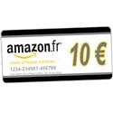 Des chèques-cadeaux Amazon dans le commerce de proximité