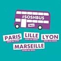 Sosh fait un Tour de France dans un bus anglais