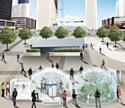 Panasonic crée un potager urbain à La Défense