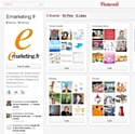 La page Emarketing.fr sur Pinterest