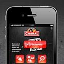 Charal crée sa première appli mobile
