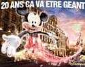 Disney anime les capitales européennes avec ses stars 'géantes'