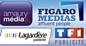 Amaury, Figaro, Lagardère et TF1 s'unissent sur la publicité web