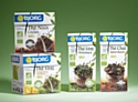 Bjorg lance une gamme de thé bio avec Team Creatif Lyon