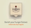 Dubaï : Red Tomato Pizza invente le magnet intelligent