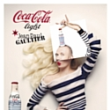 Coca-Cola Light s'habille en Jean-Paul Gaultier